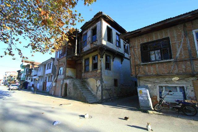 Karamürsel Ereğli'de İki Tarihi Yapı Restore Edilecek