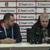 Kayserispor Teknik Direktörü Marius Sumudica'nın Açıklamaları