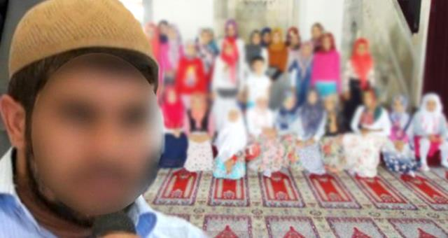 Diyarbakır'da 12 Yaşındaki Kızlara Cinsel İstismarda Bulunan İmamın Cezası Belli Oldu