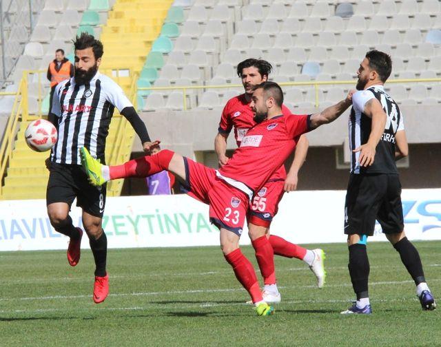 Tff 2. Lig: Altay: 3 - Niğde Belediyespor: 2