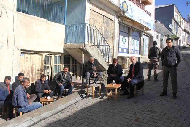 Başkan Dülgeroğlu, Esnaf ve Vatandaşla Bir Araya Geldi