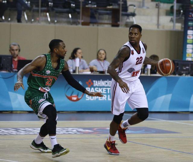 Eskişehir Basket 2018'de Henüz Kazanamadı