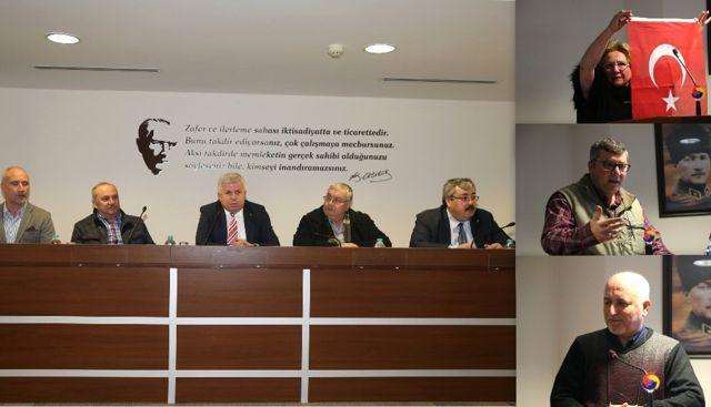 Etso Meclisinden Zeytin Dalı Harekatına Destek