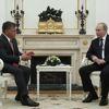 Putin ve Ürdün Kralı 2. Abdullah Bir Araya Geldi