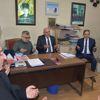 Vali İpek'ten Gaziye Ziyaret
