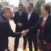 AK Parti Mersin Milletvekili Özkan'dan Adliye Ziyareti