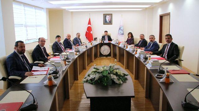 Rektörlerden Zeytin Dalı Harekatı'na Destek