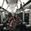Bandırma-İzmir Treninde Asayiş Uygulaması