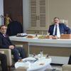 Milli Eğitim Müdürü Sancı'dan Özbalcı'ya Ziyaret