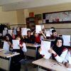 İscehisar'da Öğrencilerden Mehmetçiğe Mektup