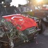 Özel Herakat Polisleri Dualarla Afrin'e Uğurlandı