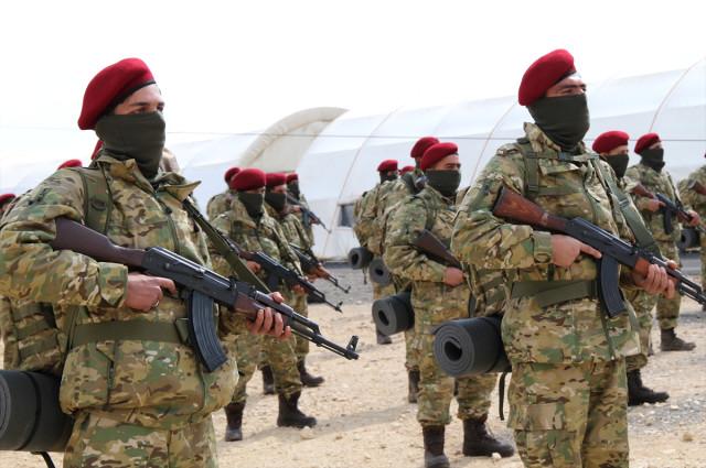 AA: Afrinli Kürt Şahinleri, YPGye karşı savaşacak 95