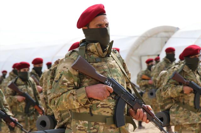 AA: Afrinli Kürt Şahinleri, YPGye karşı savaşacak 39