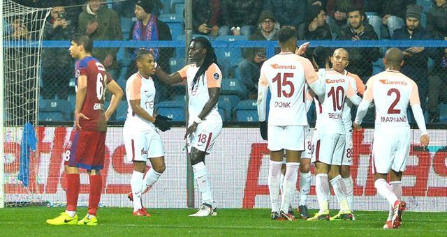 Galatasaray Deplasmanda Karabükspor'u 7-0 Yendi