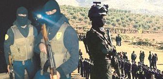 Guam: ABD, 28 Yıldır Özel Eğitim Verdiği 70 PKK'lı Teröristi Afrin'e Getirdi