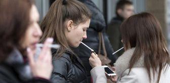 Tütün Kullanan Erkeklerin Oranı Kadınlardan Yaklaşık 3 Kat Fazla