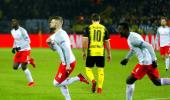 Ömer Toprak'ın Forma Giydiği Borussia Dortmund, Evinde Salzburg'a 2-1 Yenildi