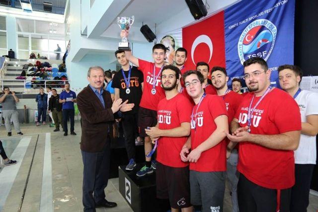 Sualtı Hokeyi Türkiye Şampiyonası Sona Erdi