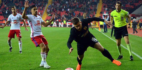 Eskişehirspor - Altınordu: 2-4