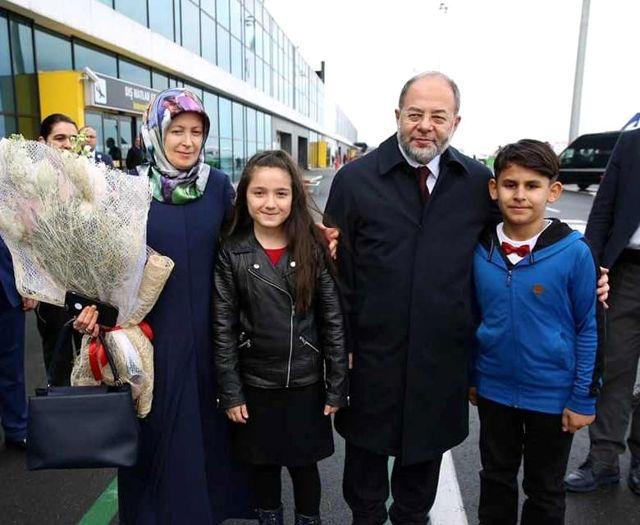 Başbakan Yardımcısı Akdağ, Akraba Taziyesi İçin Ordu'da