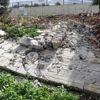 Mezarlığın Gömü Alanındaki Kaçak Duvarlar Yıkıldı