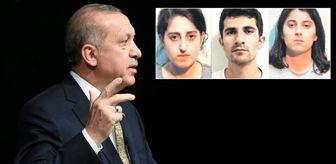 Terör örgütü PKK'nın Erdoğan'ın Ailesine ve Yakınlarına Suikast Planı Yaptığı Ortaya Çıktı