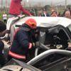 Bursa'da Feci Kaza 3'ü Çocuk 7 Yaralı, 1 Ölü