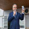 İzmir'de İlkokuldan Afrin'e Telefon Bağlantısı