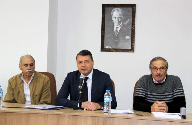 Taşeli Tarımsal Kalkınma Kooperatifi Genel Kurulu