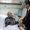 Milli Savunma Bakanı Nurettin Canikli, Gazileri Ziyaret Etti