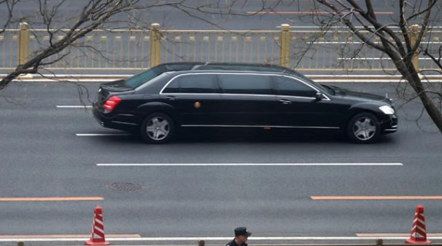 Şimali Koreyanın lideri Çin'ə səfərə getdiyi iddia olunur...