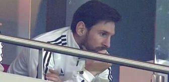 Isco: Arjantinli Messi, İspanya'nın Attığı 6. Golden Sonra Tribünü Terk Etti