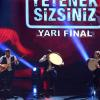 Üveys Can Kabataş Yarı Final Performansı