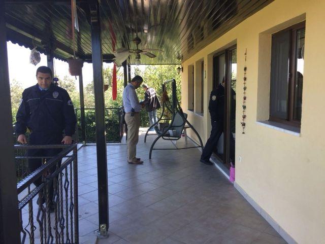 MHP Genel Sekreteri İsmet Büyükataman'ın Evi Soyuldu
