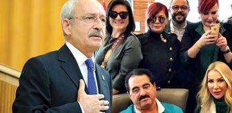 Hatay'a Giden Ünlülerden Kılıçdaroğlu'na Sert Tepki