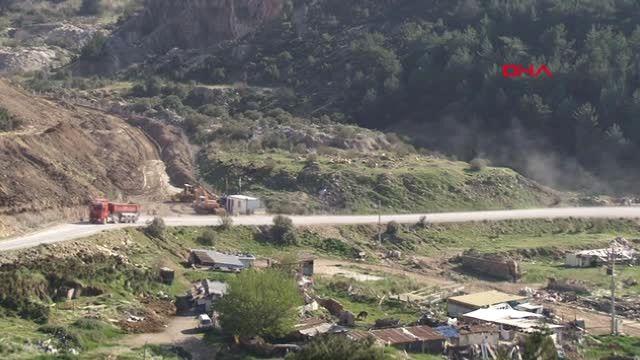 İzmir-Bornova'da Mıcır ve Taş Ocağı Tepkisi