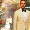 Simge Fıstıkoğlu Nişanlısı Emir Tavukçuoğlu ile Evlendi