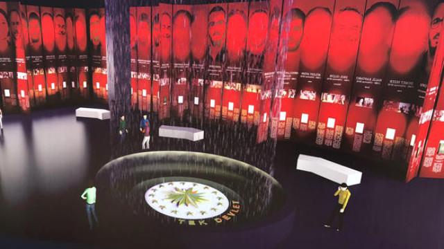 15 Temmuz Müzesi ile ilgili görsel sonucu
