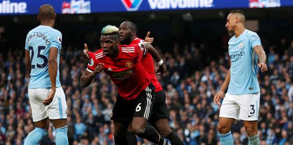 Manchester City - Manchester United: 2-3