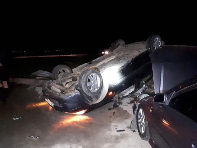 Şanlıurfa'da Otomobiller Çarpıştı: 4 Yaralı