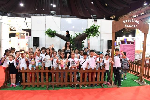 3. Antalya Konyaaltı Mutlu Çocuk Fuarı Açılıyor