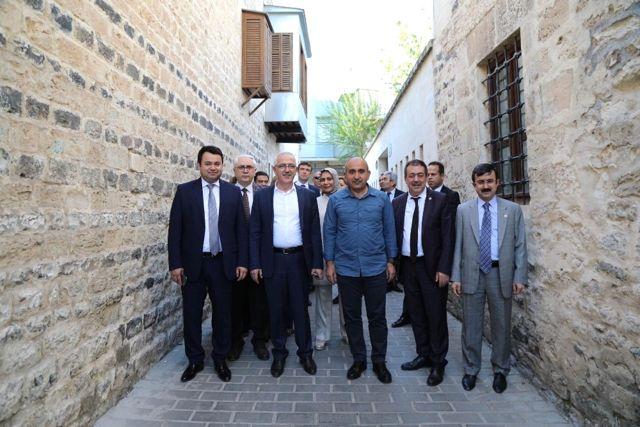 Bağcılık ve Üzümcülük Sektörü Araştırma Komisyonu Kilis'te