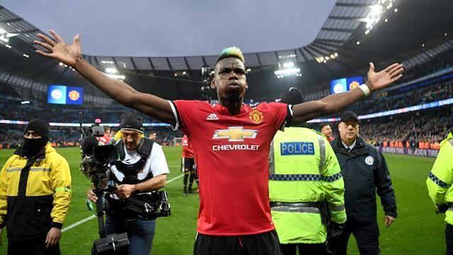 Manchester United'dan City Karşısında Harika Geri Dönüş