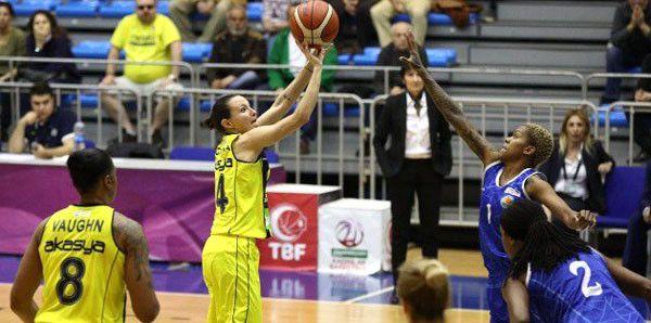 Kadınlar Basketbol Süper Ligi'nde Normal Sezon Tamamlandı