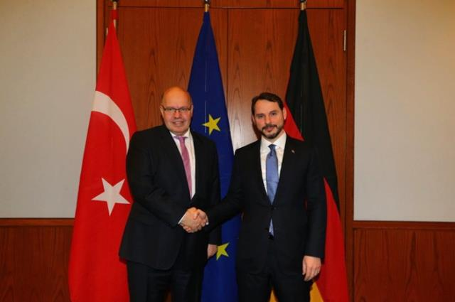 Almanya, Türkiye İçin Vazgeçilemez Çok Önemli Bir Ortak ve Partnerdir