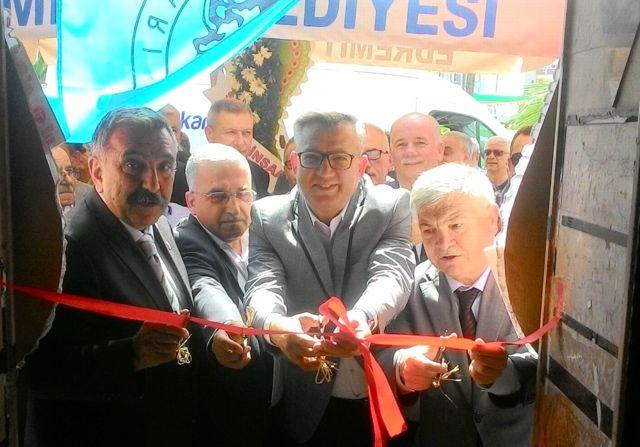 Türk Ocakları Edremit Şubesi Açıldı