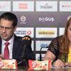 Fenerbahçe Doğuş - Baskonia Vitoria Maçının Ardından