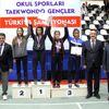 Tekvando: Okullar Arası Gençler Türkiye Şampiyonası