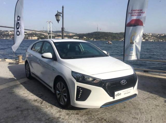 Türkiye'de Yılın Otomobili Hyundai Ioniq Oldu | Yerli ...