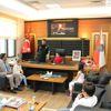 Minik Öğrencilerden Emniyet Müdürü Ağırlar'a Ziyaret